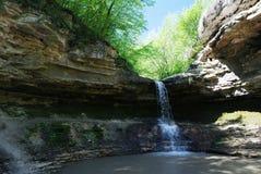 Цыганский водопад ямы стоковое фото rf