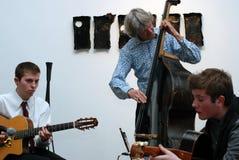 цыганский джаз Стоковое Изображение RF