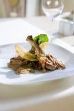 цыпленок вкусный Стоковое Изображение RF