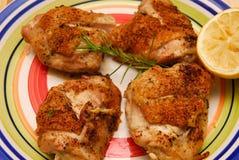 цыпленок вкусный Стоковое фото RF
