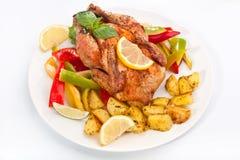цыпленок все Стоковое Изображение