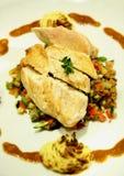 цыпленок груди Стоковая Фотография RF