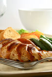 цыпленок груди Стоковые Изображения RF