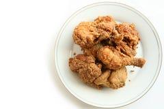 цыпленок зажарил Стоковая Фотография RF