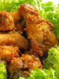 цыпленок зажарил Стоковое Изображение RF