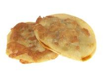 Цыпленок и Chorizo Quesadillas Стоковая Фотография