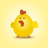 цыпленок малюсенький Стоковая Фотография RF