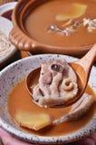 Цыпленок масла сезама Стоковые Фотографии RF