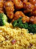 Цыпленок общего Tso Стоковое Изображение RF
