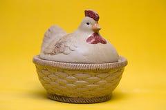 цыпленок пасха Стоковое Изображение
