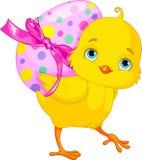 Цыпленок пасхи Стоковые Фотографии RF
