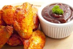 цыпленок пряный Стоковые Изображения RF