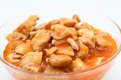 цыпленок casserole Стоковая Фотография