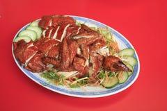 цыпленок hainanese стоковое фото rf