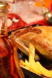 цыплятина утки обеда суда Стоковое Изображение RF