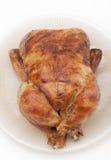 Цыпленок зажаренный Rotisserie Стоковые Фото