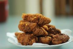 Цыпленок комбинированный стоковое изображение rf