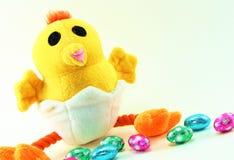 Цыпленок пасхи Стоковое Изображение