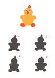 Цыпленок Стоковое Фото