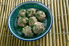 Цыпленок Bakso Стоковое фото RF