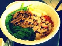 Цыпленок BBQ Стоковое Фото