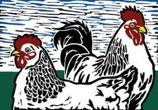 Цыплята бесплатная иллюстрация