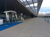 Цюрих-авиапорт, Швейцария Стоковое фото RF