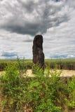 Чабан менгира каменный Стоковые Фото