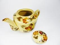 Чайники глины Стоковые Фото