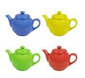 чайники Стоковое Изображение
