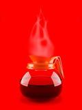 Чайник кофе Стоковое Изображение RF