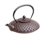 Чайник классики железный Стоковое Фото