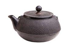 Чайник классики железный Стоковое Изображение RF