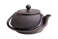 Чайник классики железный Стоковые Изображения