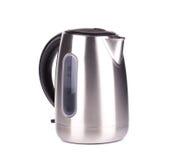 Чайник металла современный Стоковое фото RF