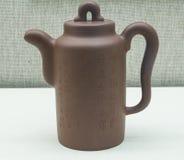 Чайник песка Китая Исина фиолетовый Стоковые Изображения RF