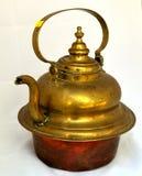 чайник старый Стоковое Фото
