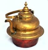 чайник старый Стоковая Фотография RF