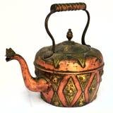 чайник старый Стоковые Фотографии RF