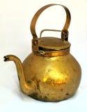 чайник старый Стоковое Изображение RF