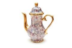 чайник фарфора Стоковое фото RF