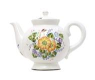чайник фарфора Стоковые Фотографии RF