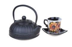 чайник Стоковое Изображение RF