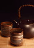 чайник japanses Стоковые Изображения RF