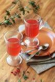 Чай барбариса Стоковое Изображение