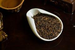 Чай в куче Стоковое Фото