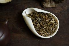 Чай в куче Стоковые Фотографии RF