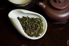 Чай в куче Стоковые Изображения RF