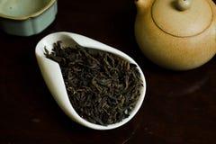 Чай в куче Стоковые Изображения
