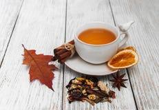 чай горячих специй Стоковые Фото